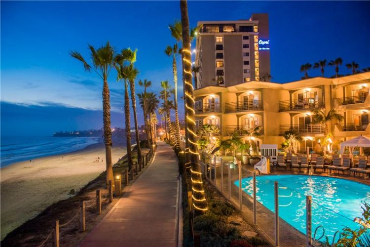 Five Star Hotels In San Diego On The Beach