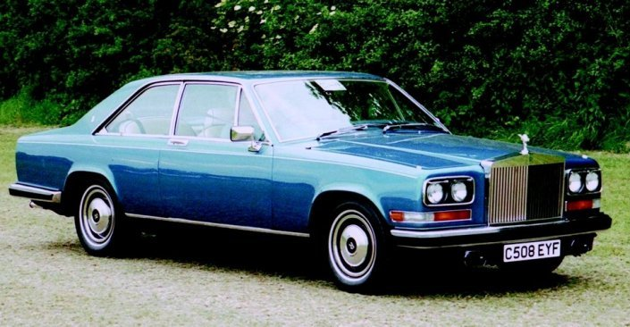 The Top 20 Rolls Royce Models Of All Time