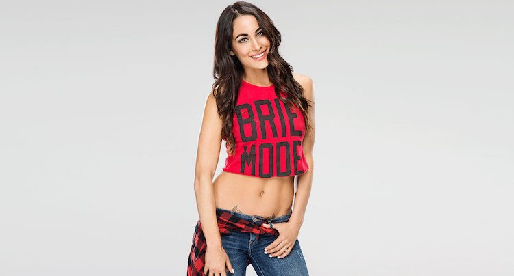 WWE Brie Bella