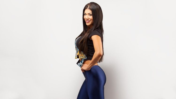 WWE Rosa Mendes