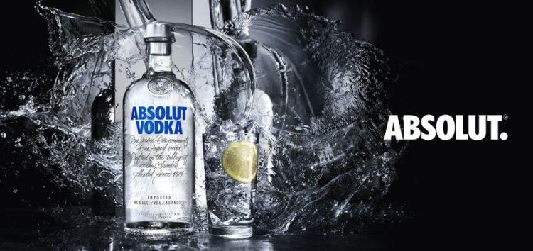 Absolut Vodka Top 10 chai rượu Vodka đắt nhất mọi thời đại