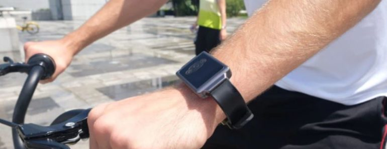 Aircon Watch: The World's First Personal A/C Watch
