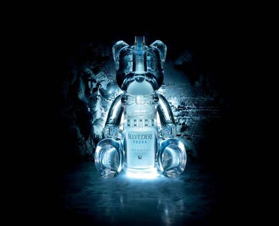 Belver Bears Vodka Top 10 chai rượu Vodka đắt nhất mọi thời đại