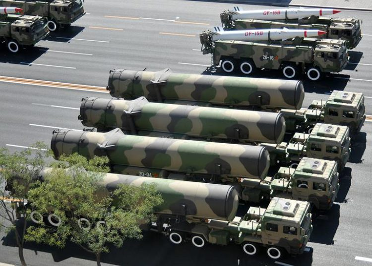 DF-31AG-mobile-intercontinental-ballistic-missile