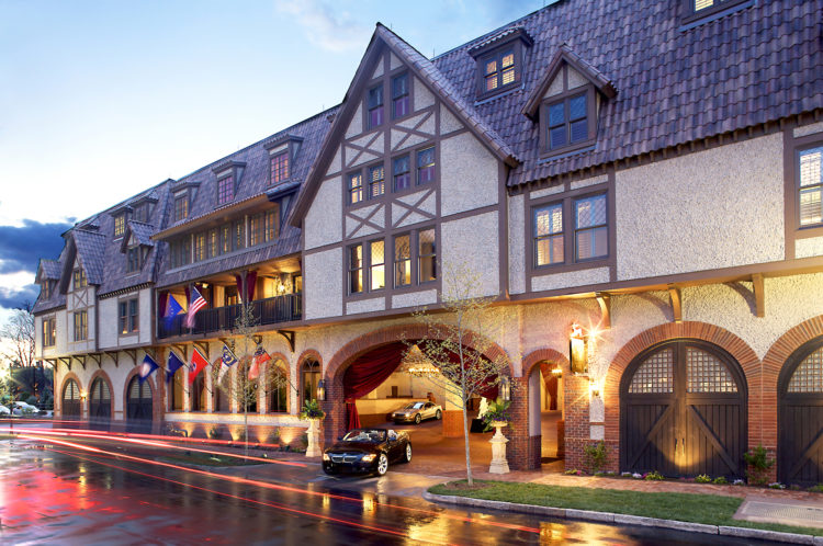 The Grand Bohemian Hotel Is Located In Historic Biltmore Village Nestled Among Blue Ridge Mountains And Close By To Estate
