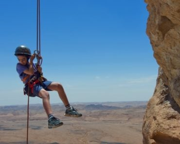 Israel Is An Adventure-Lover's Paradise