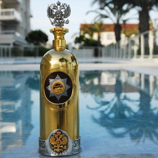Ruso Baltique Vodka Top 10 chai rượu Vodka đắt nhất mọi thời đại