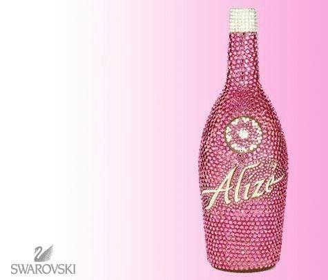 Swarovski Studded Alize Limited Edition Vodka 1 2 Top 10 chai rượu Vodka đắt nhất mọi thời đại