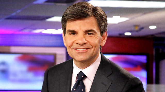 News anchor George Stephanopoulos