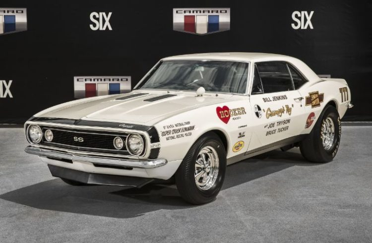 The Top Five Special Edition Chevy Camaros Of All Time