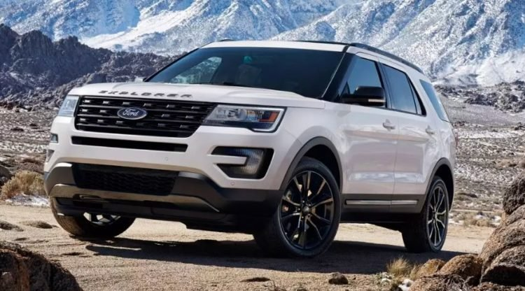 Accommodating Up To Seven Individuals The Ford Explorer Is A Mid Size Suv That Comes With Three Seat Rows It Standard 3 5 Litre V 6 Engine