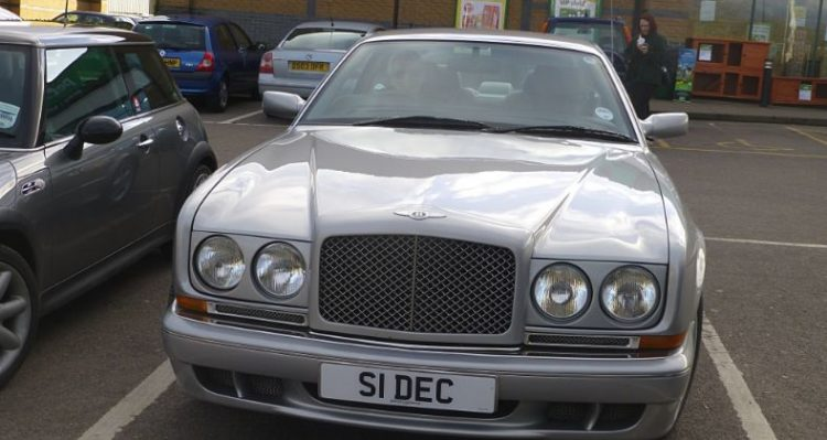 The Top Five Special Edition Bentley Models Of All Time