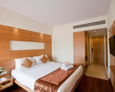 The Top Five Rated Hotels in Agra, India