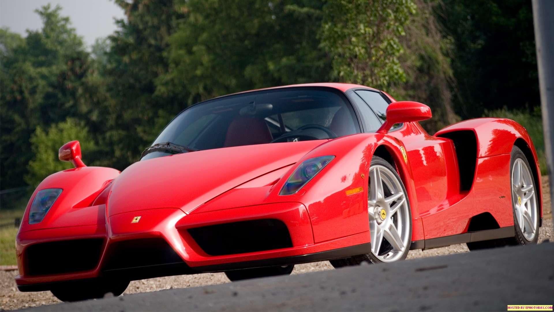 The Top Five Special Edition Ferrari Models Of All Time