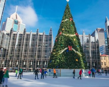 Seven of the Coolest Places to Ice Skate in the U.S.