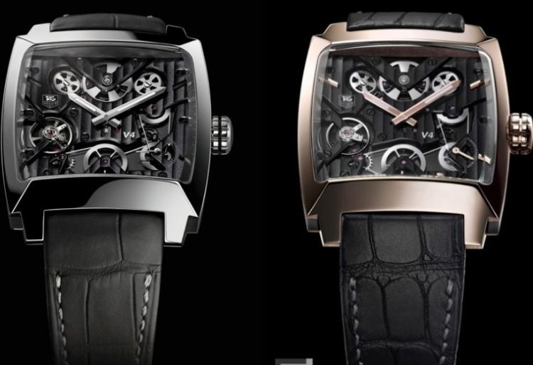 cefaf55036cb7 The Top Five TAG Heuer Monaco Watch Models of All-Time