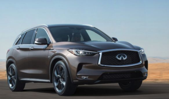 A Preview Of The 2019 Infiniti Qx50