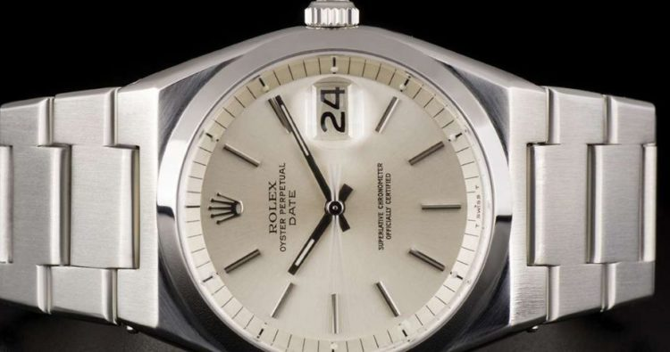 The Top Five Rolex Oyster Watch Models Of All Time
