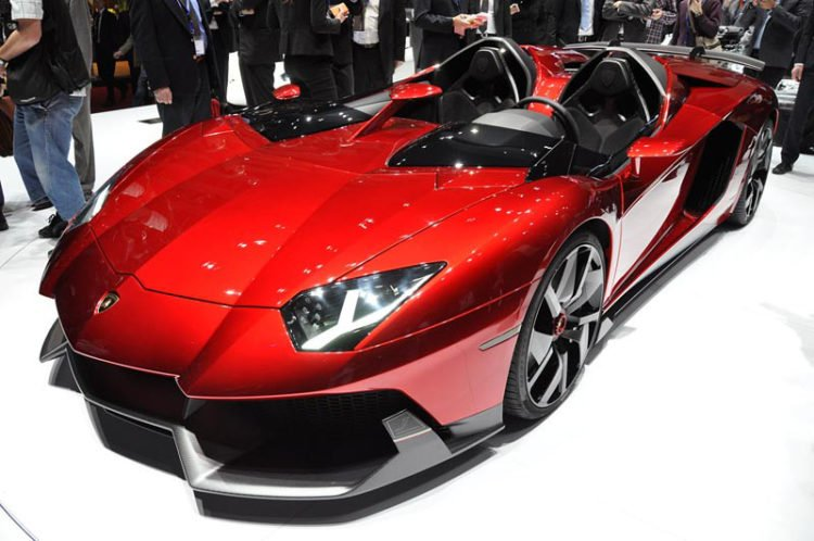 The Top Five Special Edition Lamborghini Models Ever
