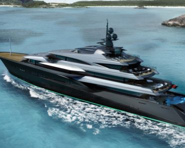 The Oceanco Lumen is a Superyacht For the Ages
