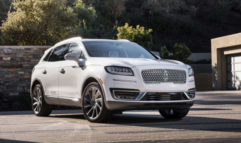 Lincoln Black Label >> A Preview of the 2019 Lincoln Nautilus