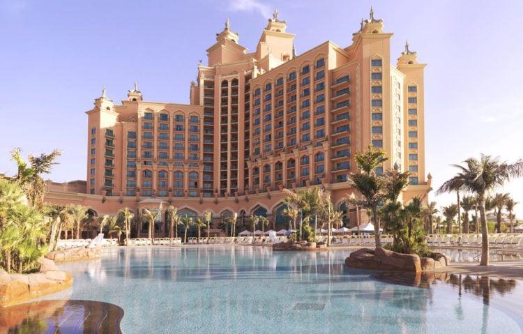 Atlantis, The Palm, Crescent Rd - Dubai - United Arab Emirates