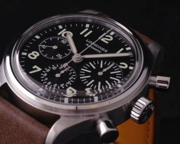 A Closer Look at the Longines Avigation BigEye