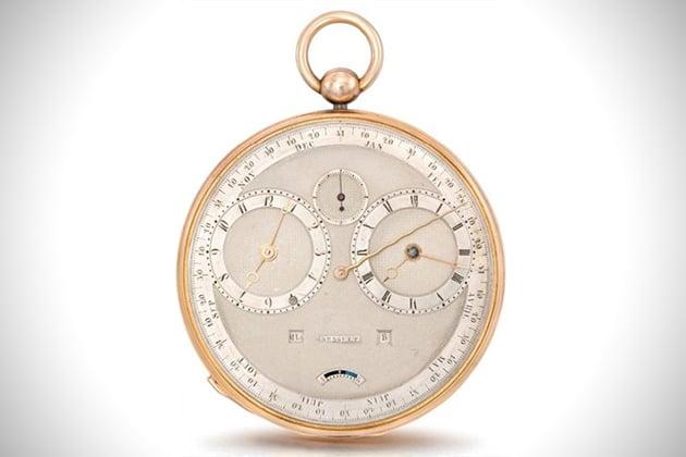 Breguet & Fils Paris 2667 Precision 4