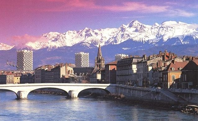 The Top Five Luxury Hotels in Grenoble, France