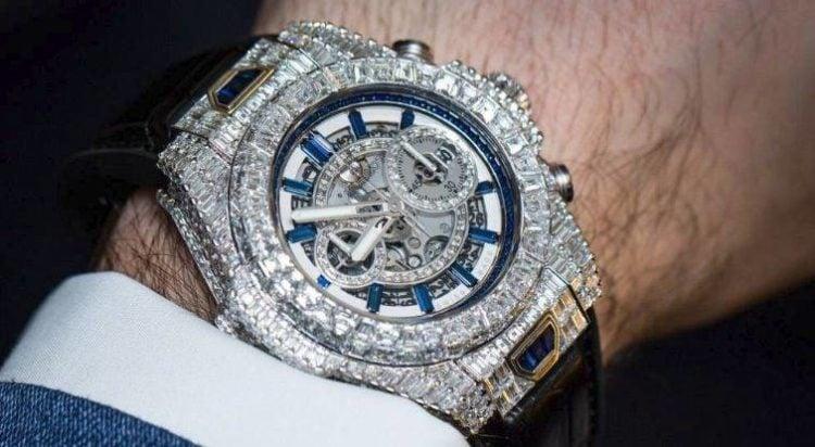 Hublot-Big-Bang-Diamond-Wrist-Watch