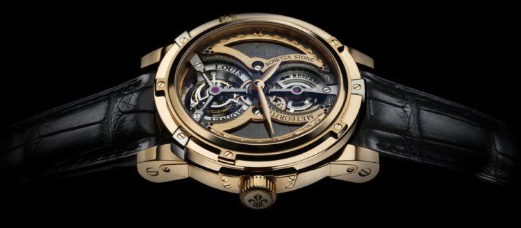 Louis Moinet Meteoris wristwatch