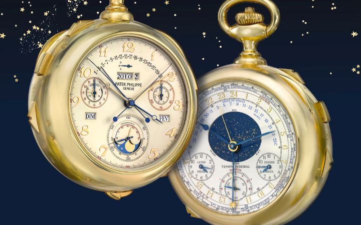 Patek Philippe Calibre 89 pocketwatch
