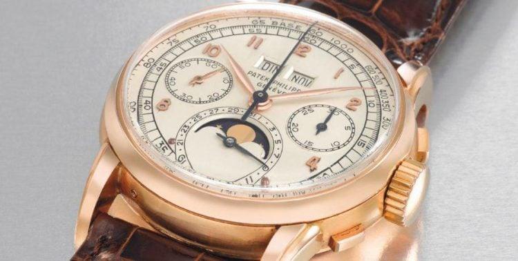 Patek-Philippe-Perpetual-Calendar-Chronograph-Wristwatch-in-Pink-Gold