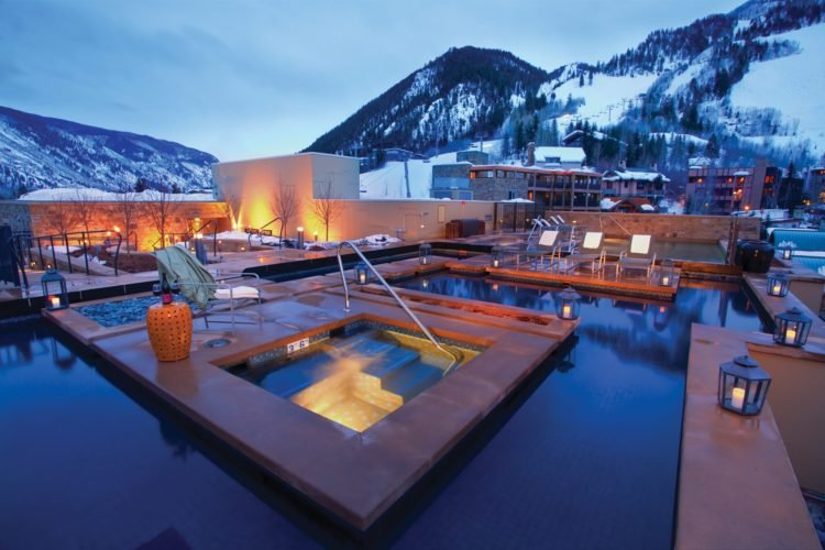 Considered By Many Frequent Visitors To Be The Place Stay In Aspen Little Nell Is A 5 Star And Diamond Resort That Has Longstanding Retion
