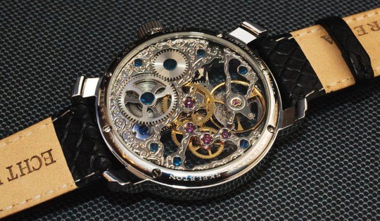 The Top Five Skeleton Watches Of 2017