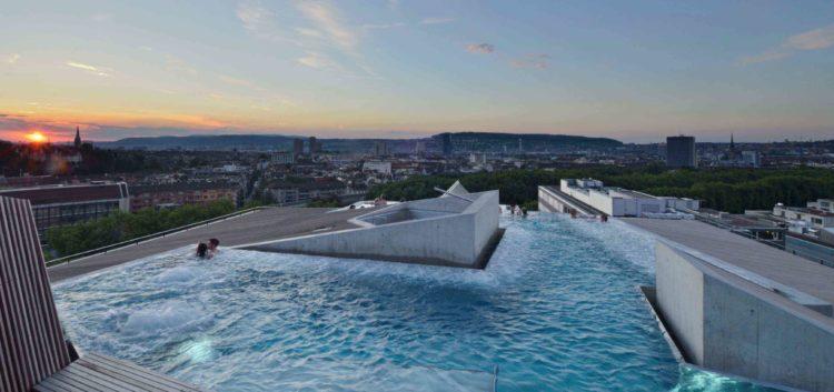 The Top Five Luxury Hotels In Zurich Switzerland