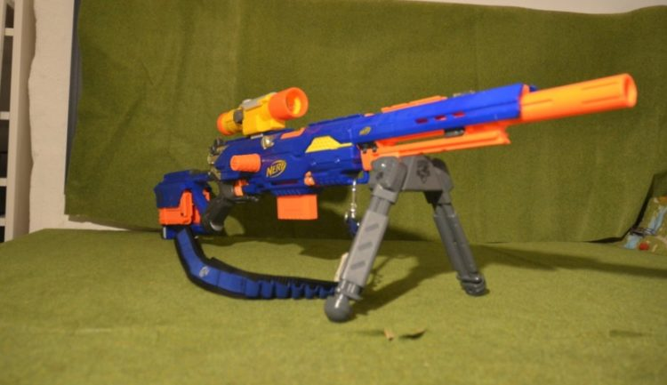 the ten most expensive nerf guns in the world