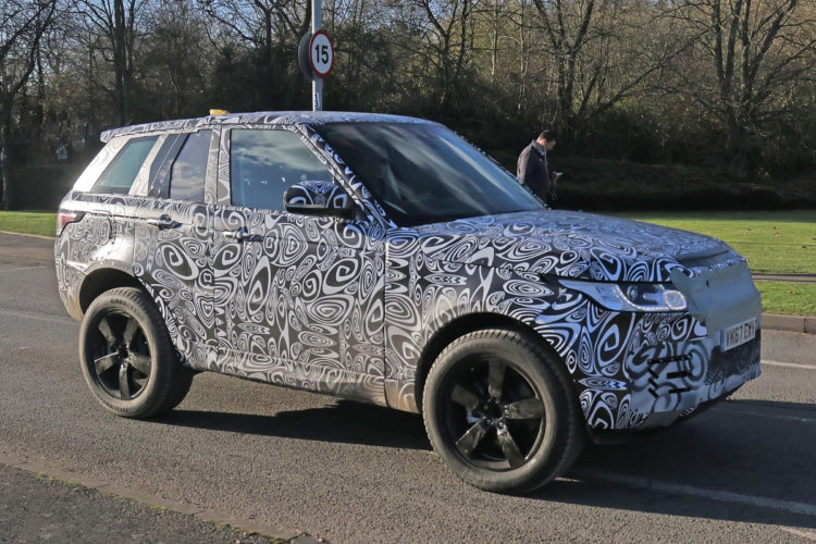 2020 Land Rover Range Rover: Changes, New Inline-6 Engine, Price >> 2020 Land Rover Defender What We Know So Far