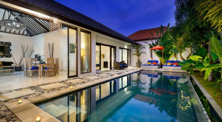 the top five luxury hotels in bali. Black Bedroom Furniture Sets. Home Design Ideas