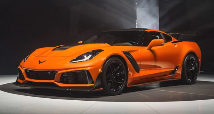 A Closer Look At The 2019 Chevy Corvette Zr1
