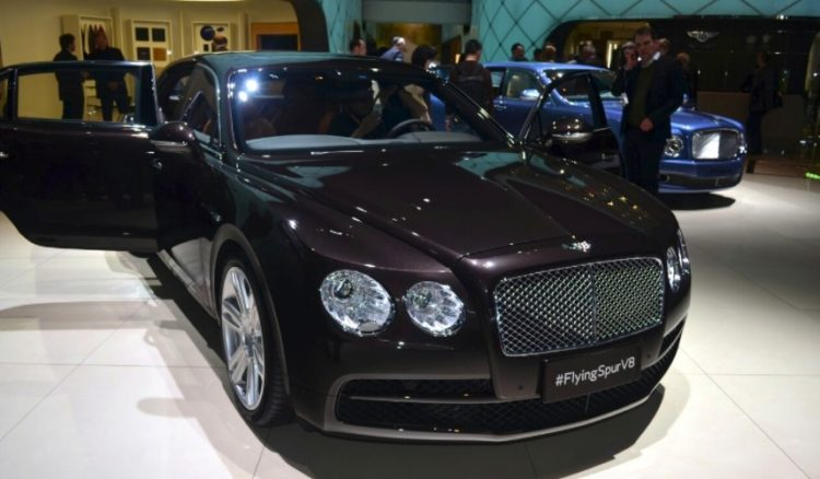 What We Know About The 2020 Bentley Flying Spur