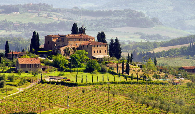 The Five Best 5 Star Hotels In Tuscany Italy