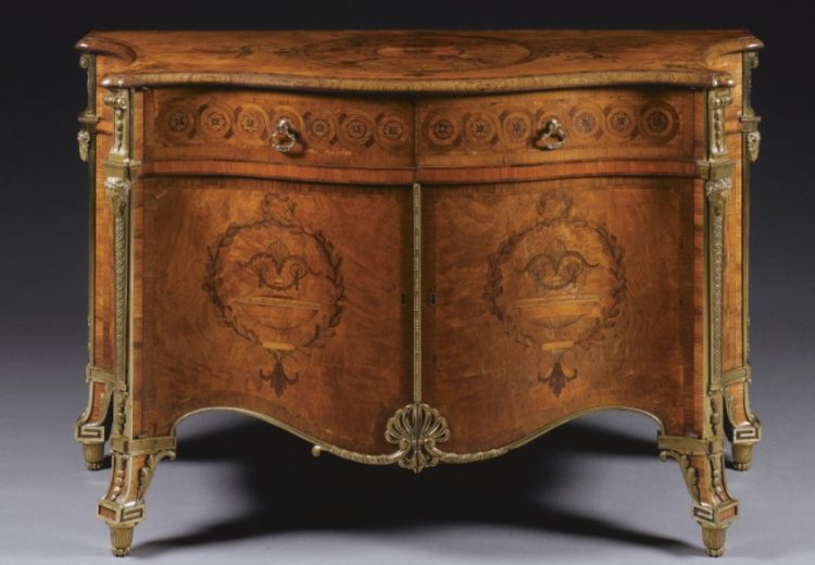 The Most Expensive Antique Furniture