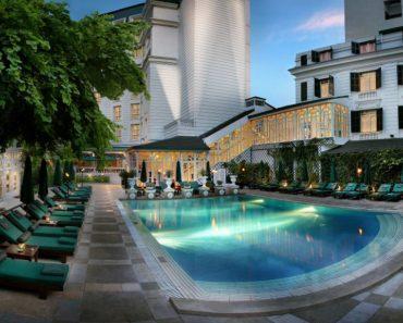 The Top Five Hotels in Hanoi, Vietnam