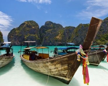 The Top Five Luxury Hotels in all of Thailand