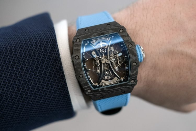A Closer Look At The Richard Mille Rm 53 01 Tourbillon Pablo Mac Donough