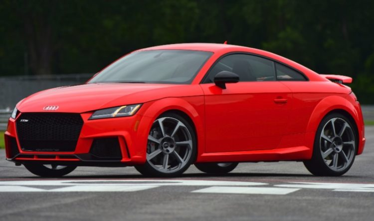 What We Know About The Audi TT So Far - New audi tt