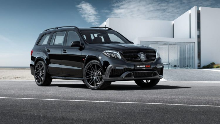 What We Know About The 2020 Mercedes Amg Gls63