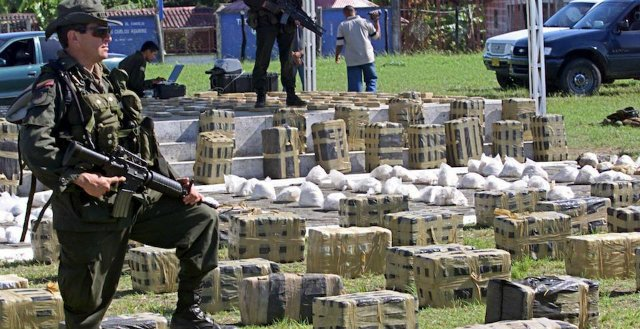 The 20 Largest Drugs Seizures in World History