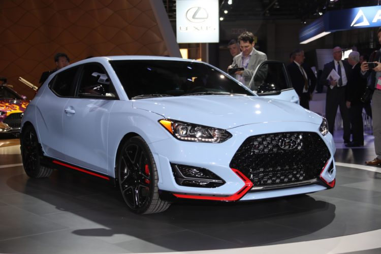 What We Know about the Hyundai Veloster N
